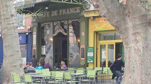 Café de France - L'Isle sur la Sorgue