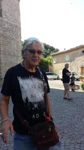 """Luberon Jazz am 07.06.2015 - Jean-Luc Bargès """"Président d'honneur"""""""