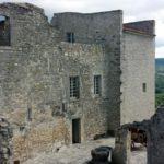 La vie est belle - Schlossruine de Sade Lacoste